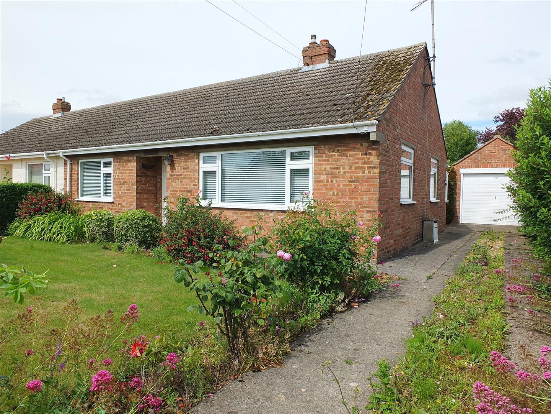 2 bed semi-detached bungalow for sale in Long Sutton Spalding, PE12 9BP, PE12