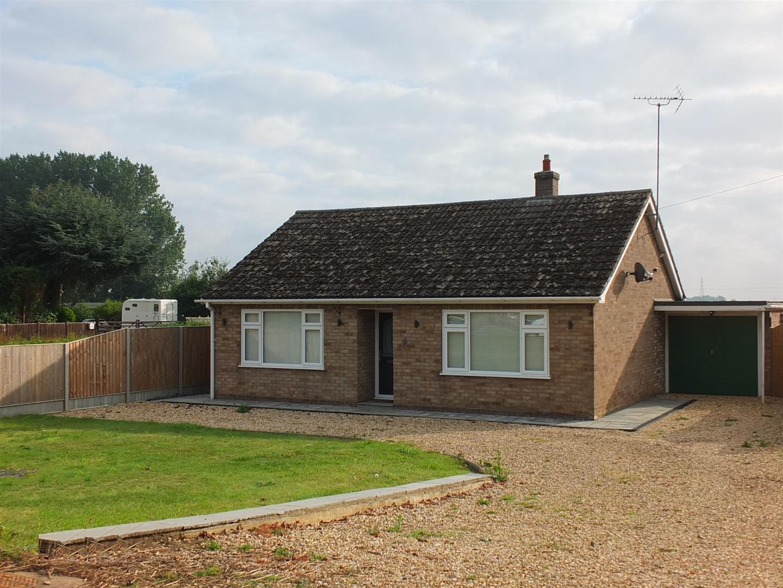 2 bed detached bungalow for sale in Roman Bank, Long Sutton Spalding, PE12