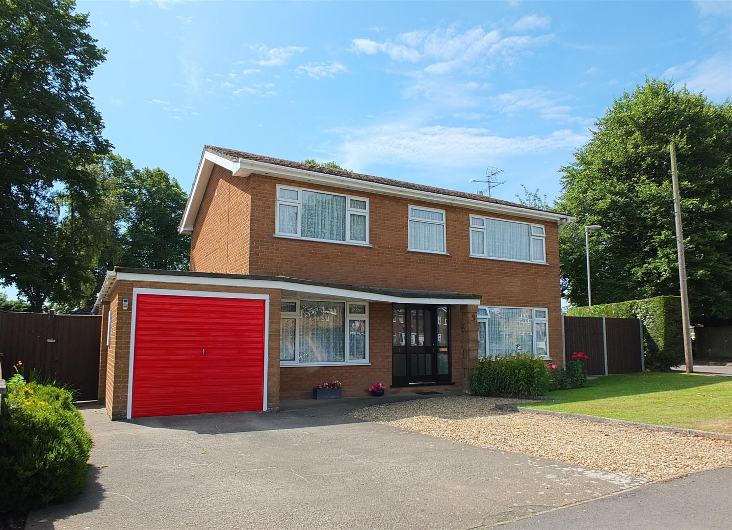 4 bed detached house for sale in Holbeach Spalding, PE12 7NE, PE12