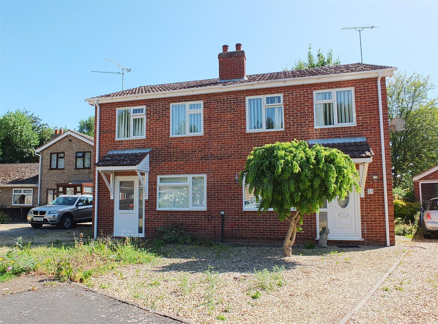 3 bed semi-detached house for sale in Sutton Bridge Spalding, PE12 9TZ  - Property Image 1
