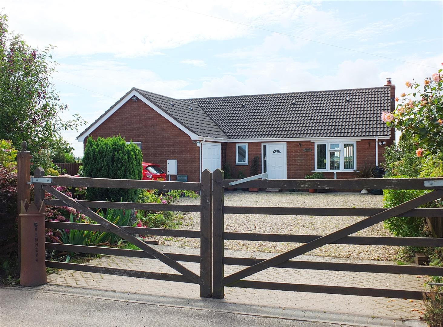 3 bed detached bungalow for sale in Gedney Drove End Spalding, PE12 9PD, PE12