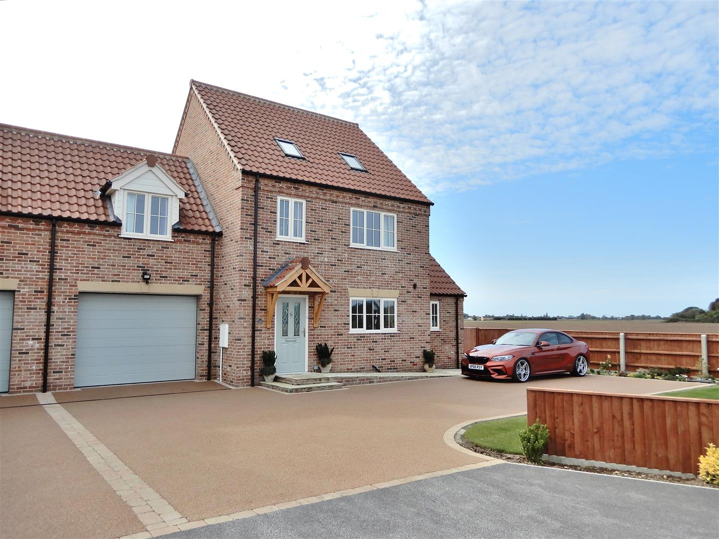 4 bed semi-detached house for sale in Sutton Road, King's Lynn, PE34