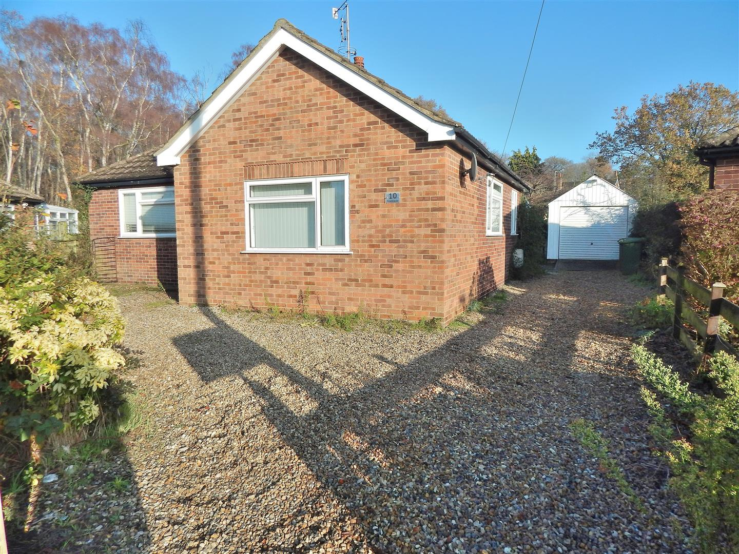 2 bed detached bungalow for sale in King's Lynn, PE31 6QD, PE31