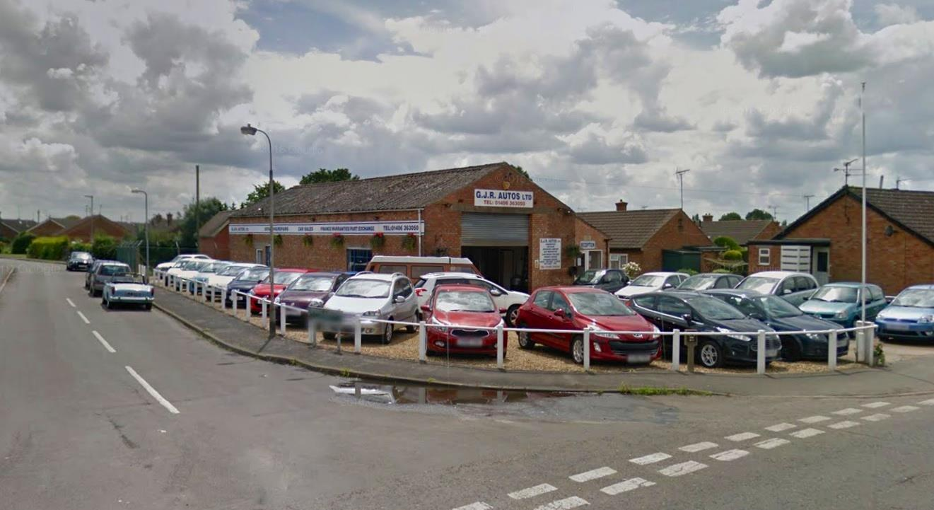 Commercial property for sale in Long Sutton Spalding, PE12 9BP, PE12