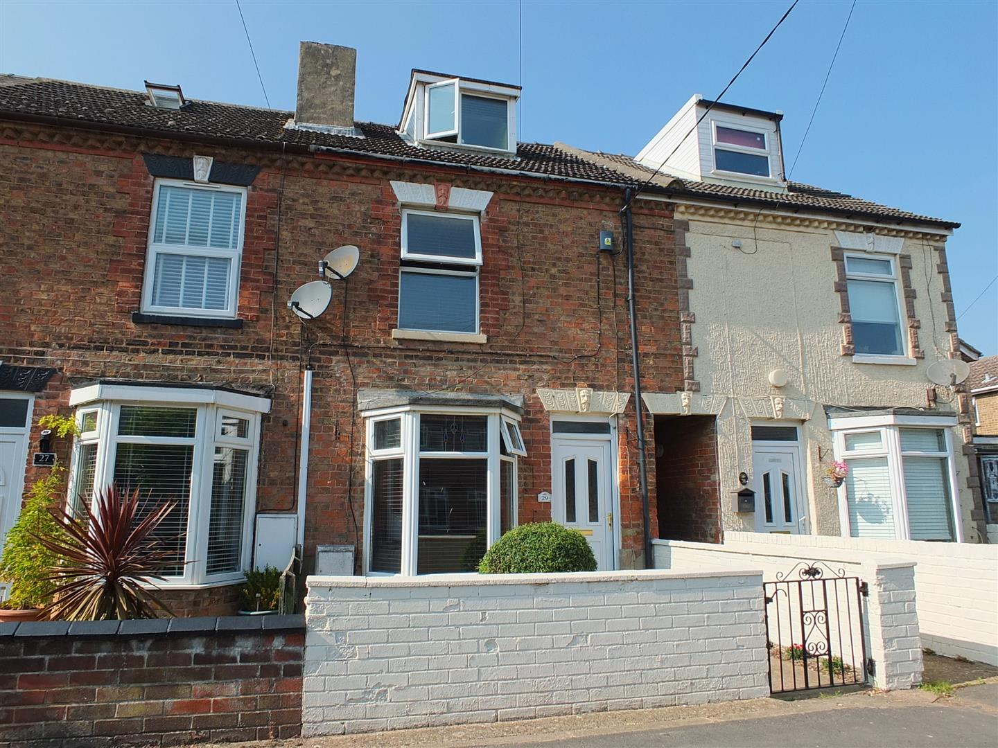 3 bed terraced house for sale in Sutton Bridge Spalding, PE12 9SX, PE12