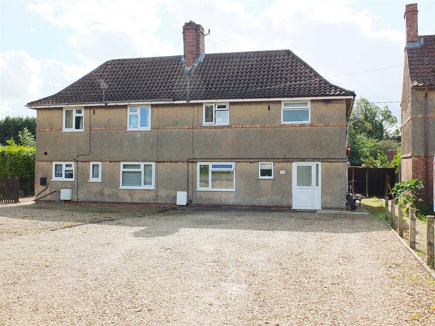3 bed semi-detached house for sale in Long Sutton Spalding, PE12 9EF, PE12