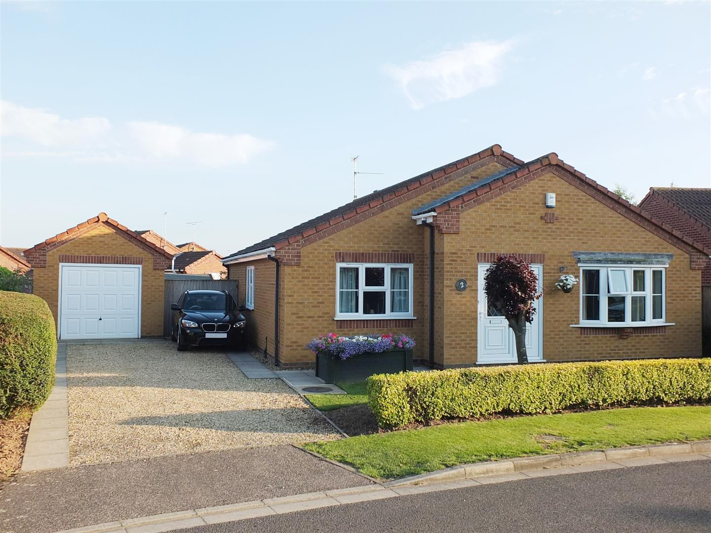 3 bed detached bungalow for sale in Long Sutton Spalding, PE12 9FX, PE12