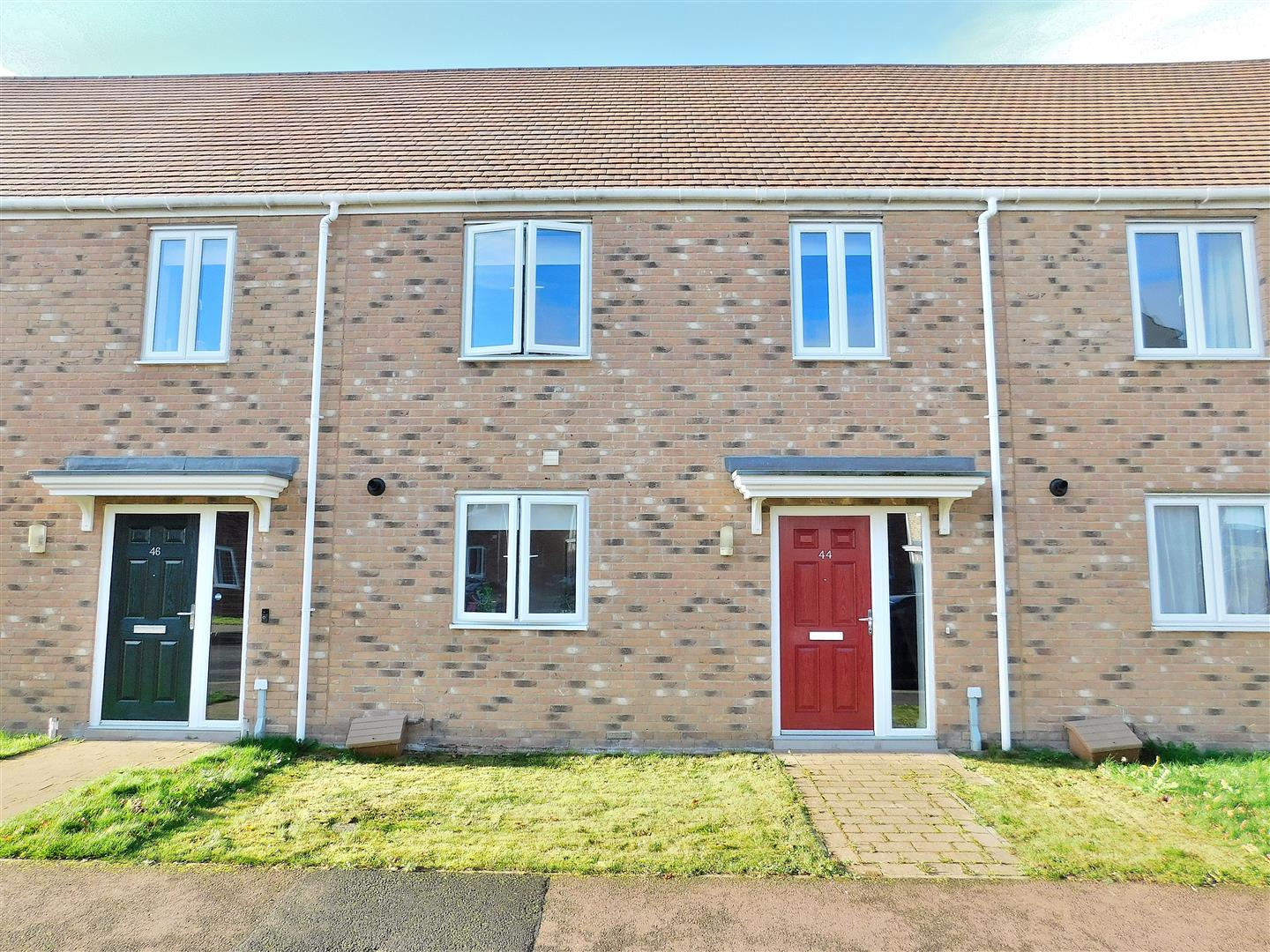 3 bed terraced house for sale in Sandpiper Way, King's Lynn, PE30