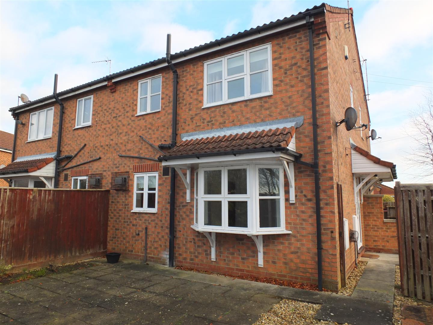 1 bed maisonette to rent in Dunlin Drive, Long Sutton Spalding 7