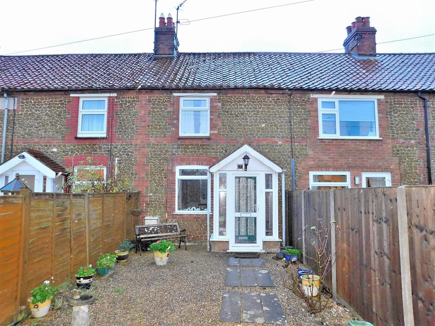 3 bed terraced house for sale in King's Lynn, PE31 7QN, PE31