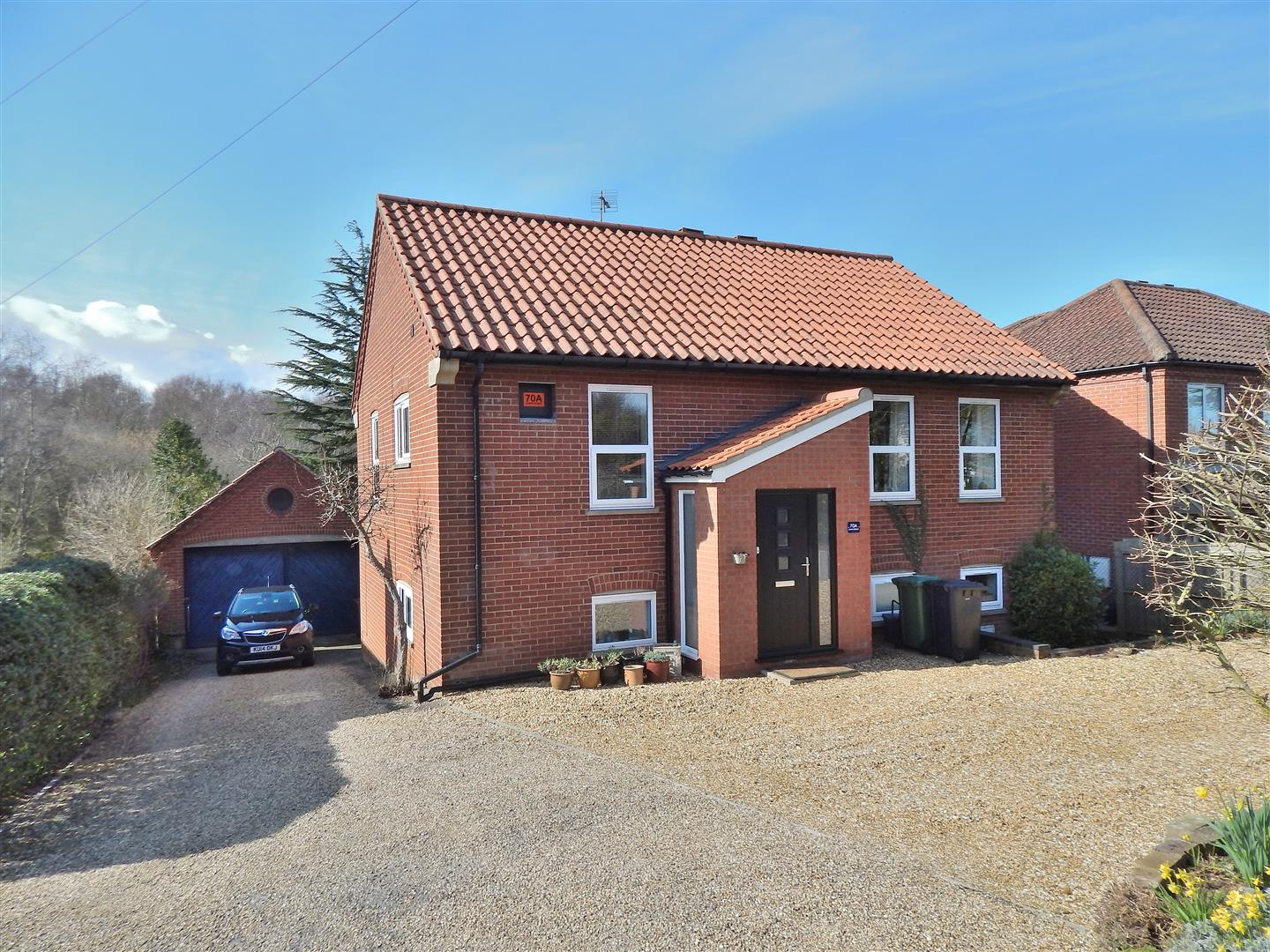 4 bed detached house for sale in Lynn Road, King's Lynn  - Property Image 1