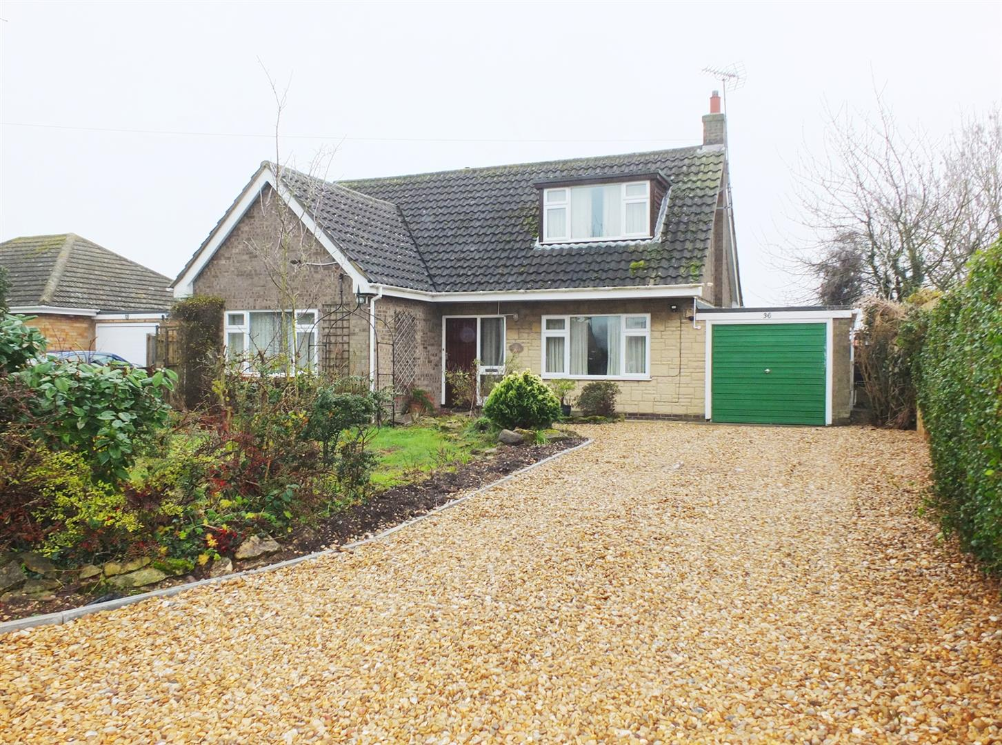 4 bed detached bungalow for sale in Lutton Spalding, PE12 9HP, PE12
