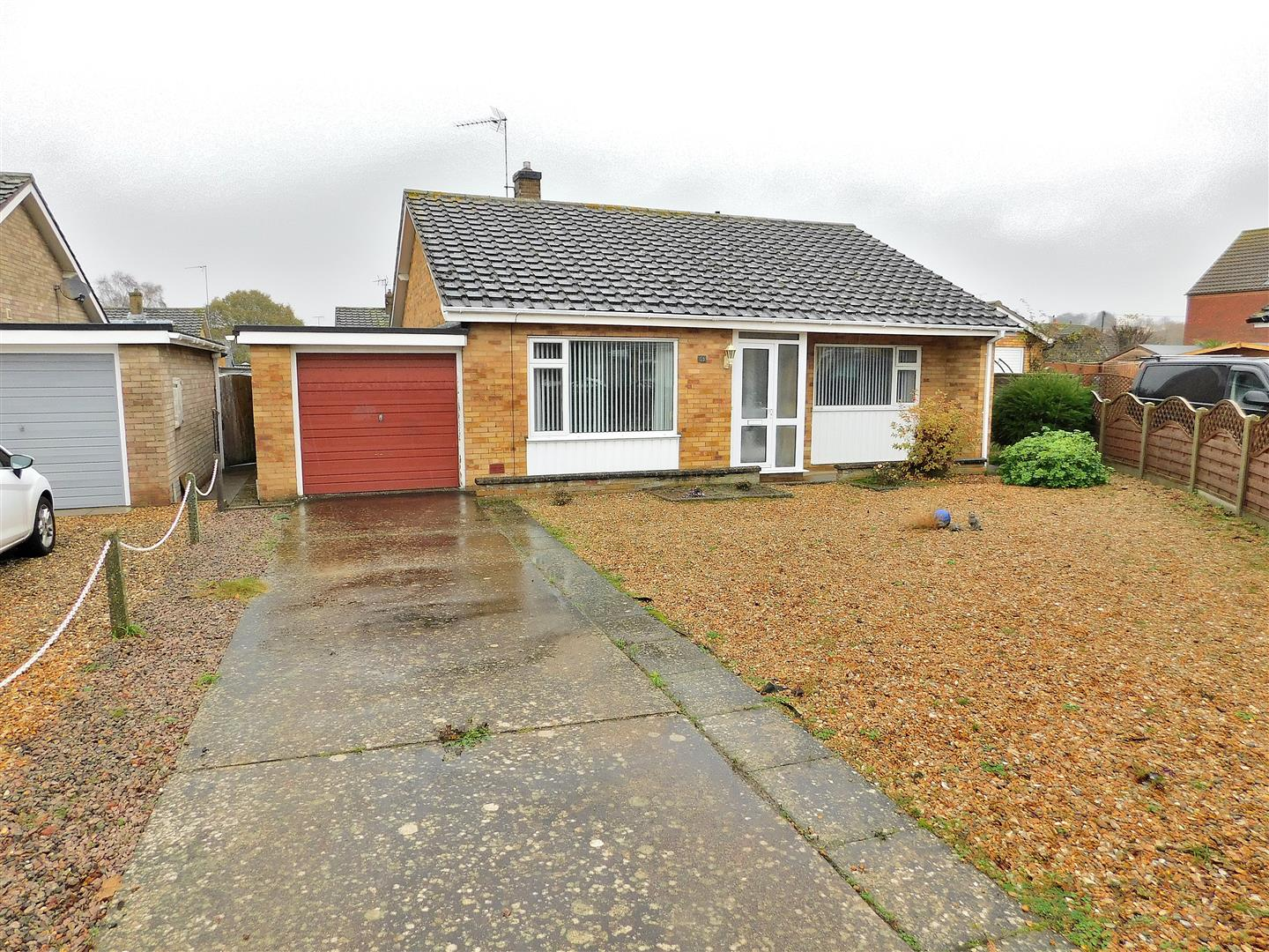 2 bed detached bungalow for sale in King's Lynn, PE31 6QJ, PE31