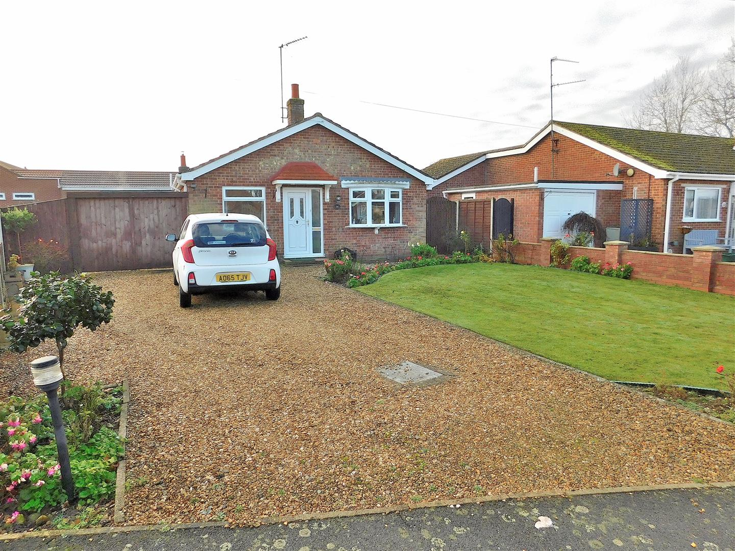 3 bed detached bungalow for sale in Chapel Road, King's Lynn, PE34