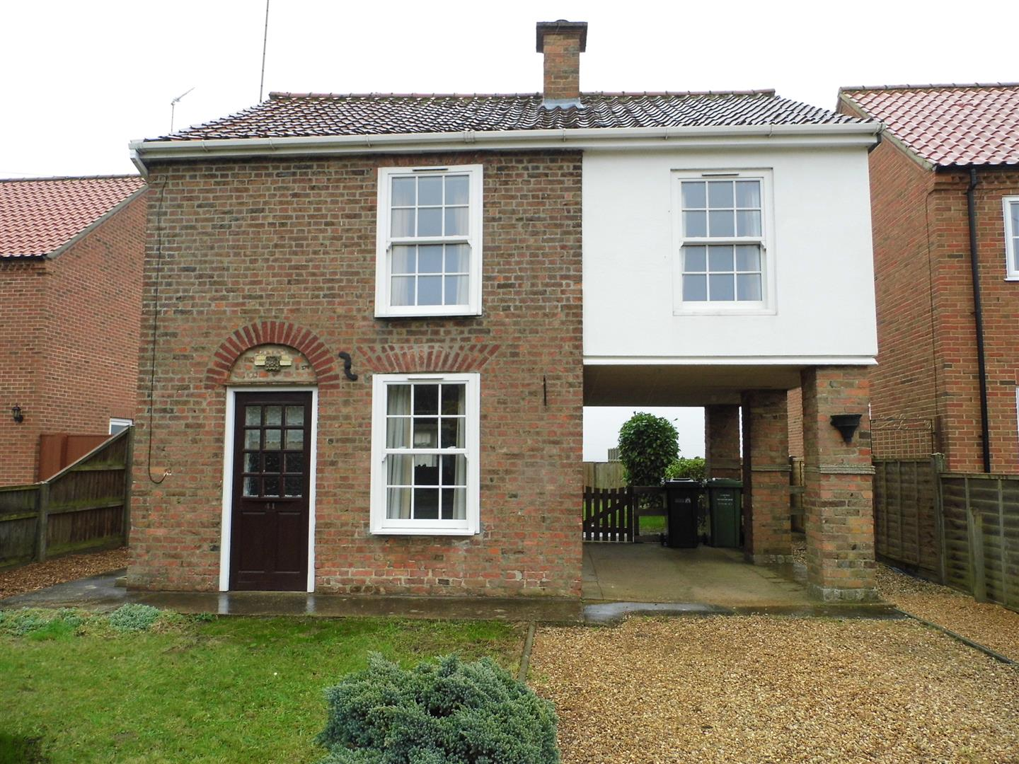 2 bed house to rent in King's Lynn, PE34 4PL - Property Image 1