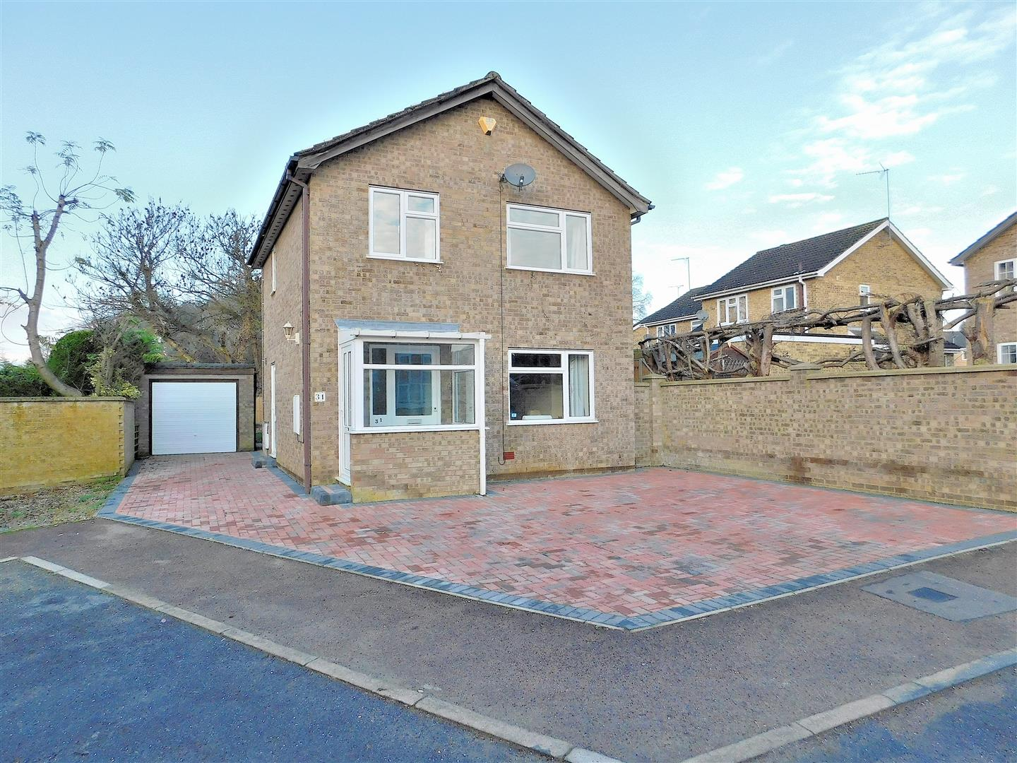 3 bed detached house for sale in King's Lynn, PE30 3UF, PE30
