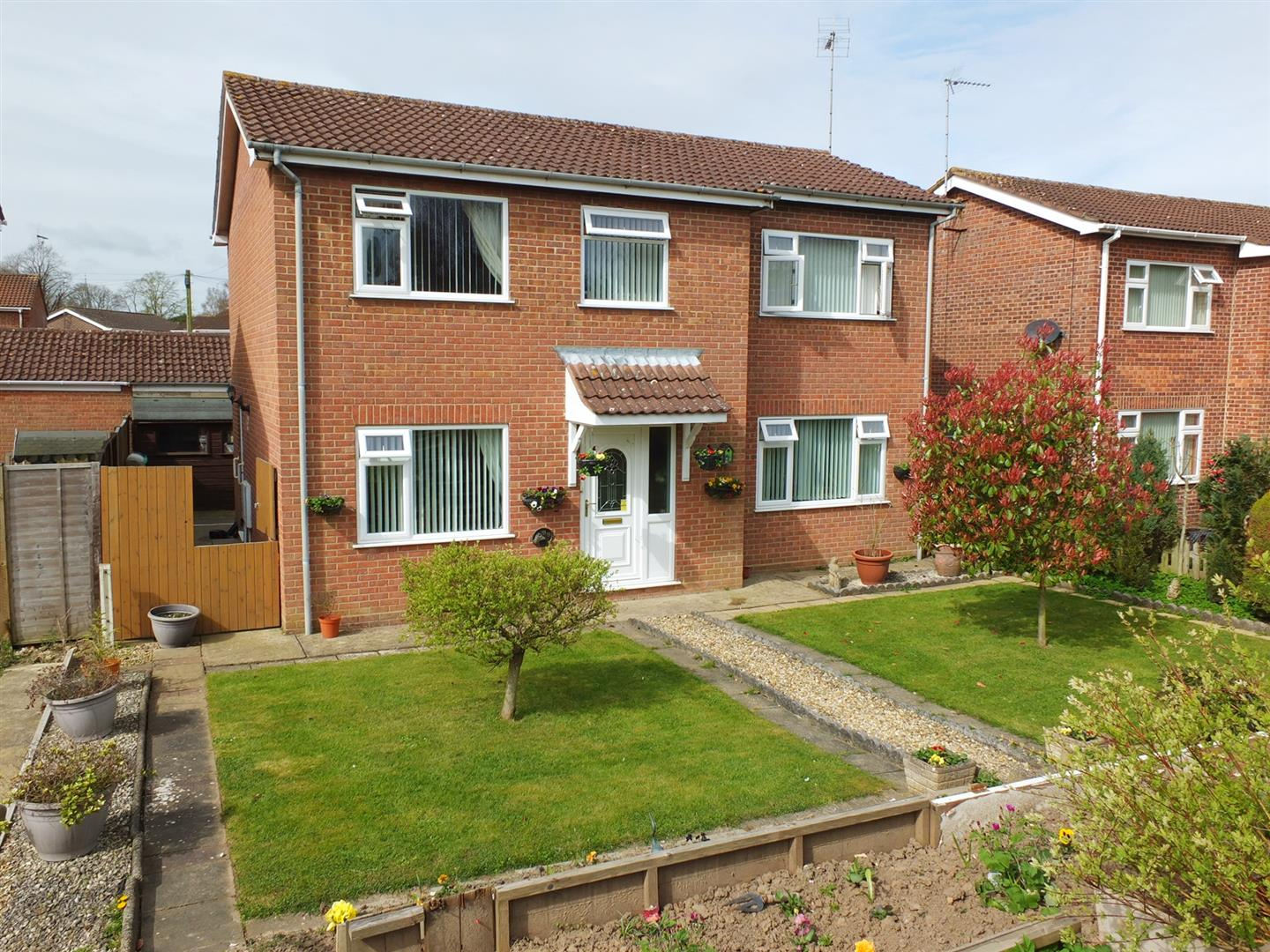 4 bed detached house for sale in Woodlands, Long Sutton Spalding  - Property Image 1