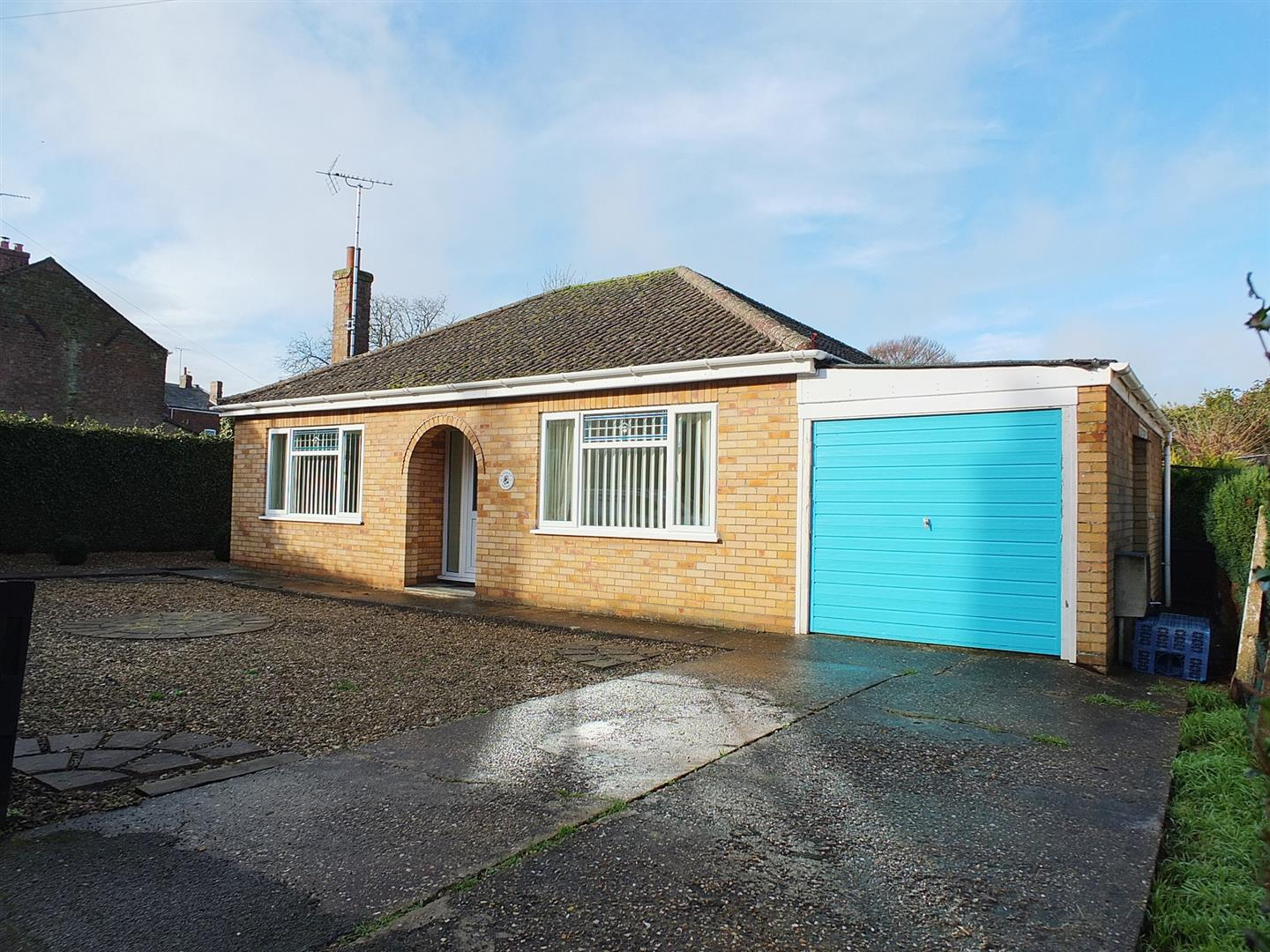 2 bed detached bungalow for sale in Long Sutton Spalding, PE12 9DH, PE12