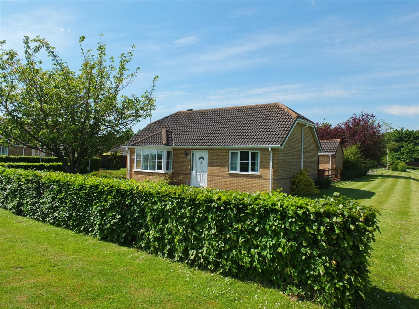 2 bed detached bungalow for sale in Cowpers Gate, Long Sutton Spalding, PE12