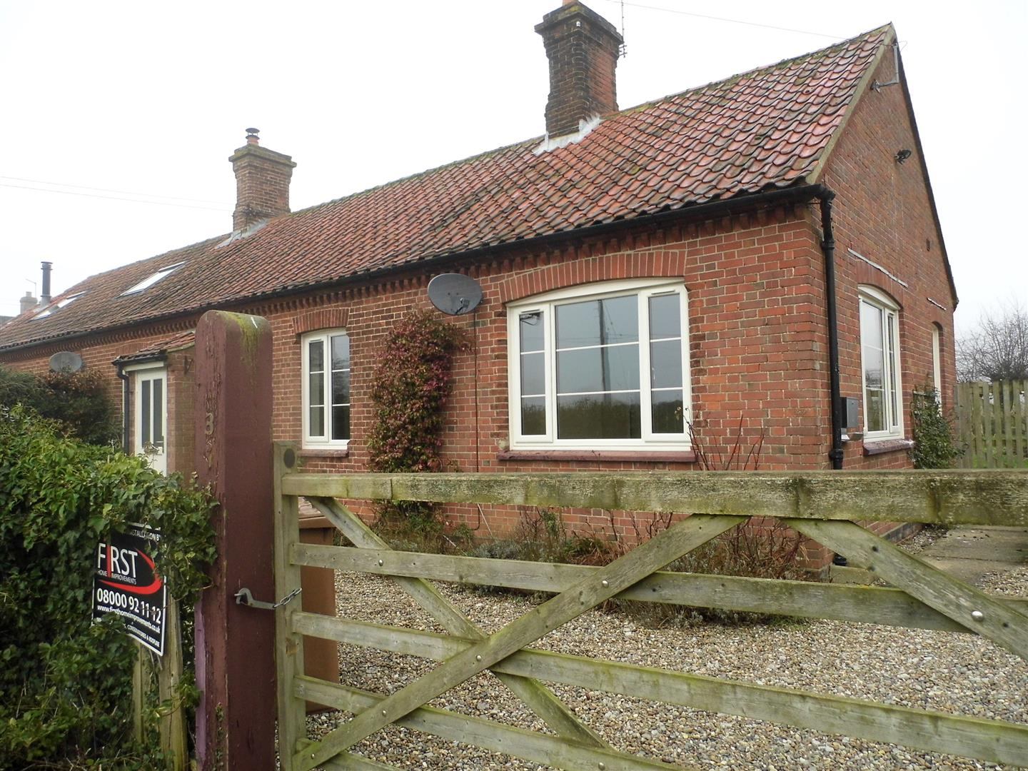 3 bed semi-detached bungalow to rent in Fakenham, NR21 0BQ, NR21