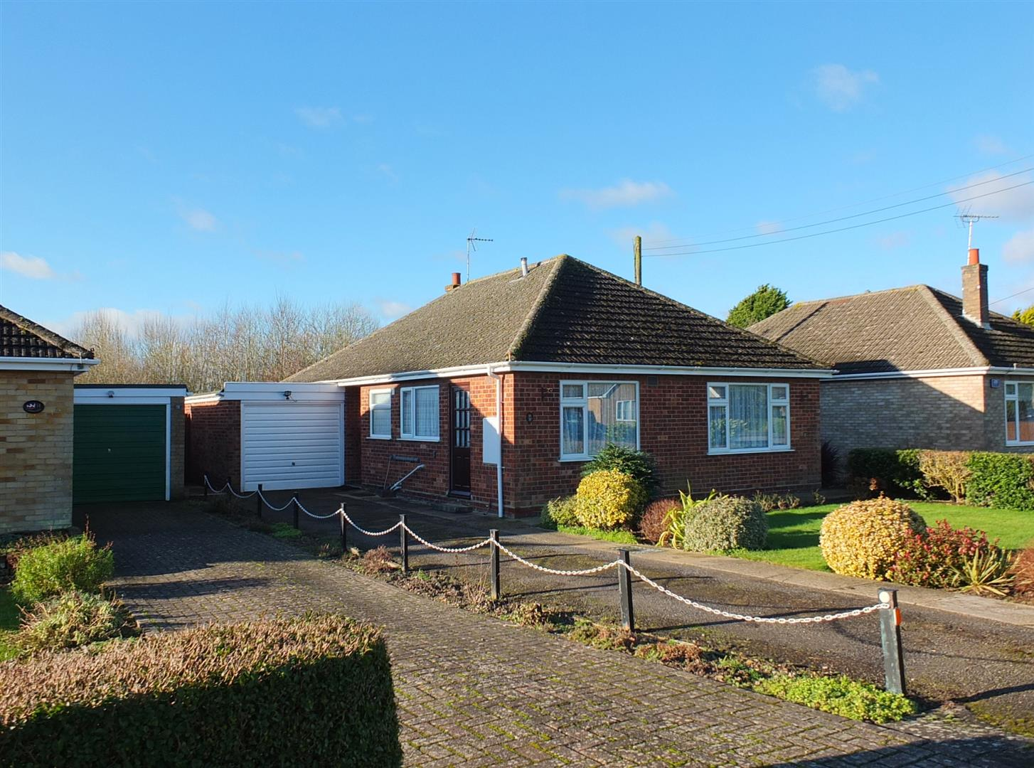 3 bed detached bungalow for sale in Garnsgate Road, Long Sutton Spalding, PE12