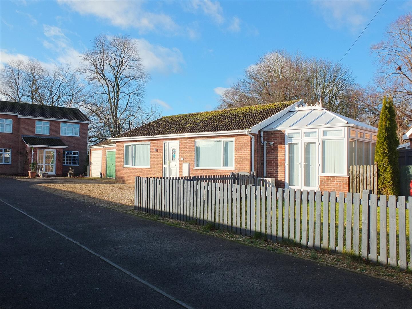 2 bed detached bungalow for sale in Woodlands, Long Sutton Spalding, PE12