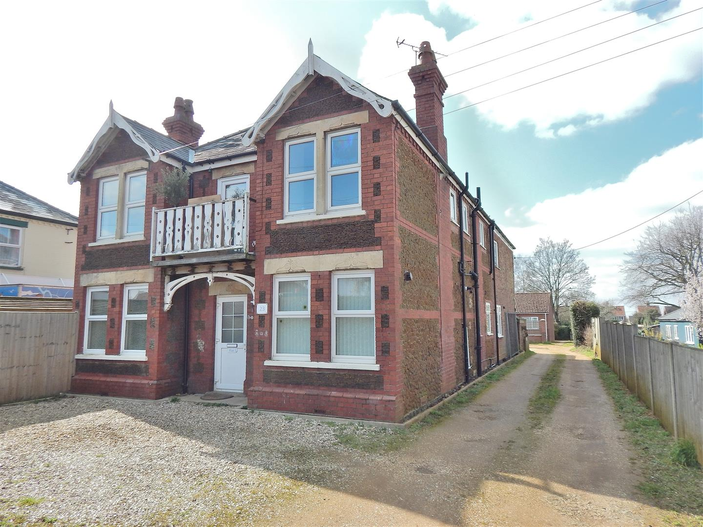 2 bed flat for sale in King's Lynn, PE31 6NA, PE31