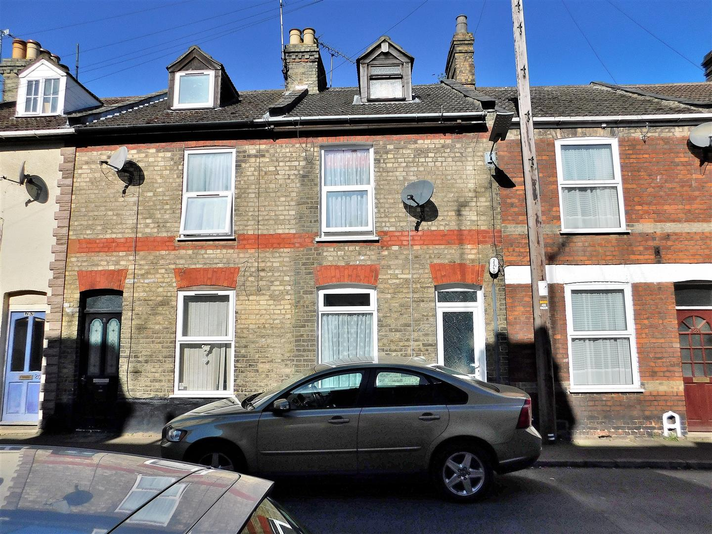 2 bed terraced house for sale in King's Lynn, PE30 2AQ, PE30