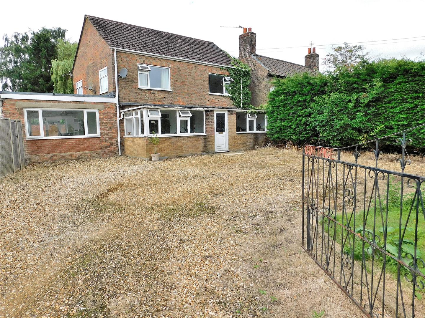 4 bed detached house for sale in Lynn Road, King's Lynn, PE34