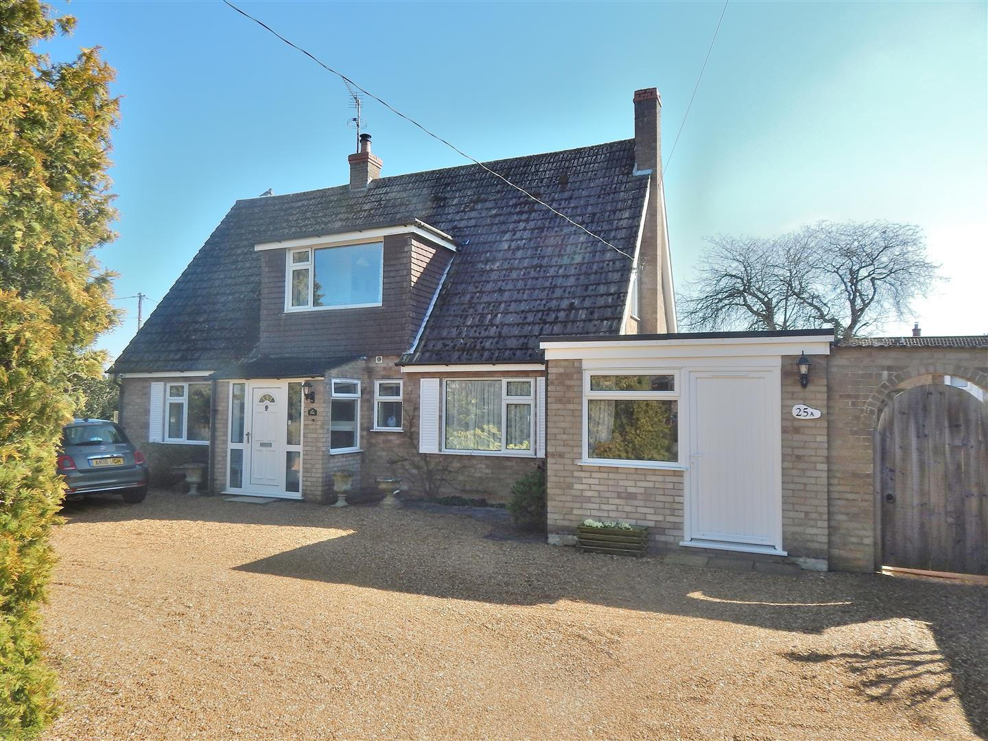4 bed detached house for sale in Station Road, King's Lynn, PE31