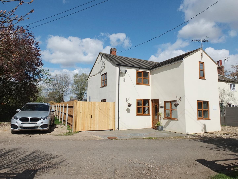 4 bed semi-detached house for sale in Kirkgate, Wisbech, PE13