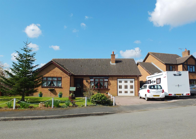 3 bed detached bungalow for sale in Parklands, Fleet Holbeach Spalding, PE12