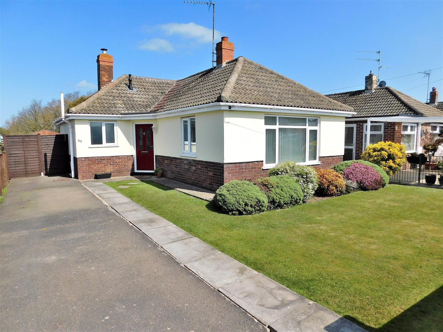 2 bed detached bungalow for sale in St. Peters Close, King's Lynn, PE34