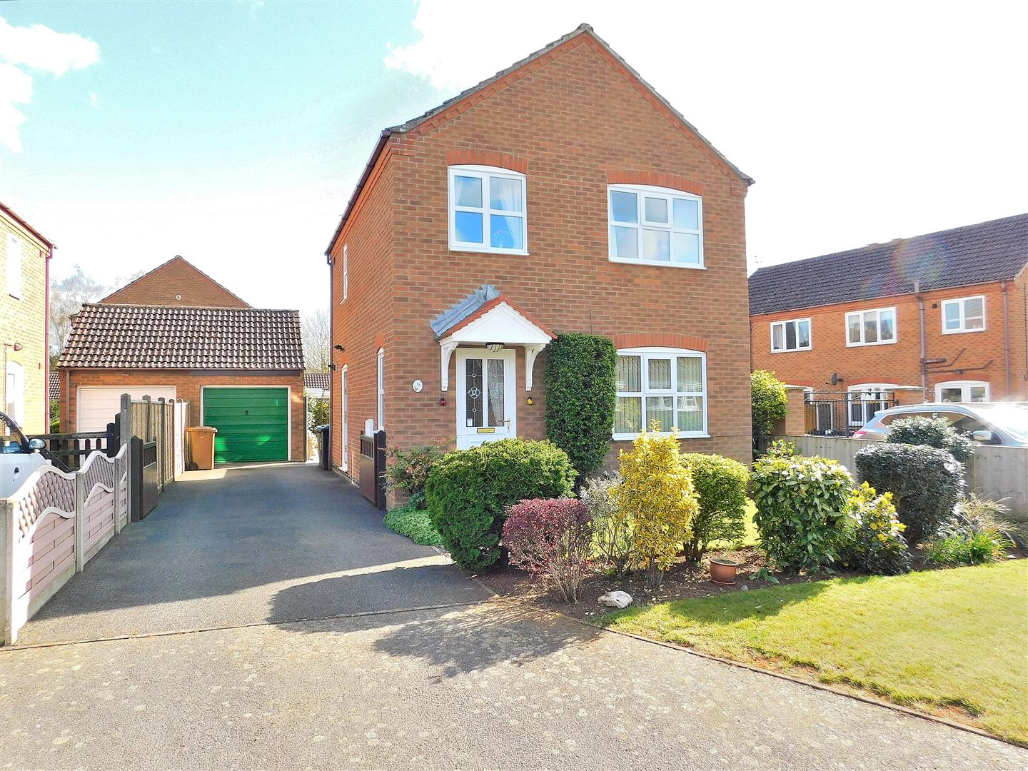 3 bed detached house for sale in Reg Houchen Road, King's Lynn  - Property Image 1