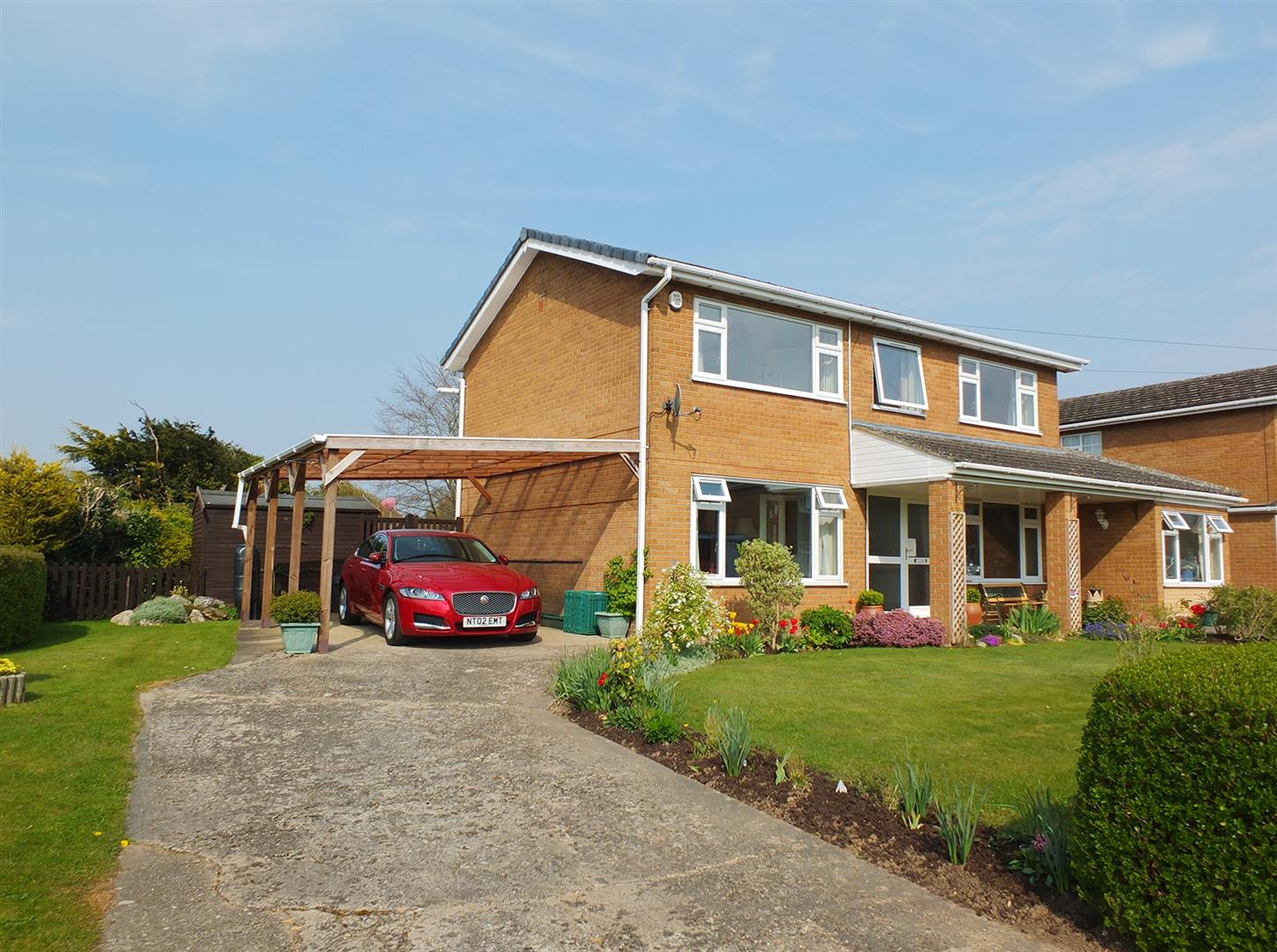 4 bed house for sale in Lancaster Drive, Long Sutton Spalding - Property Image 1