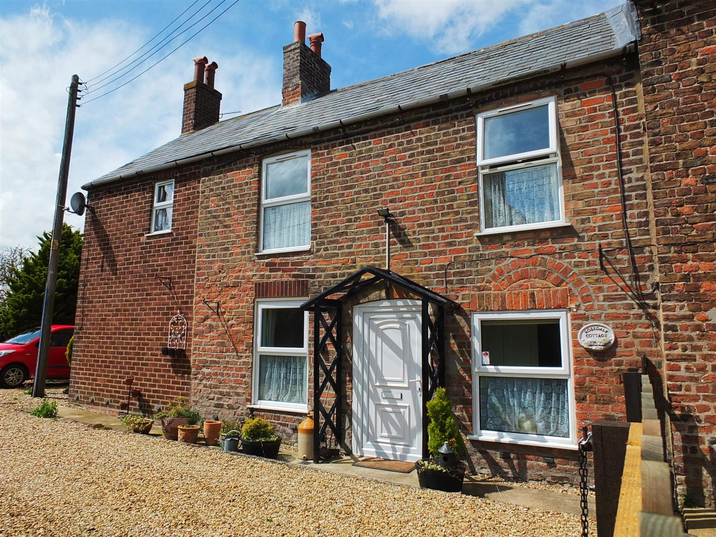 2 bed cottage for sale in Woad Lane, Long Sutton Spalding, PE12