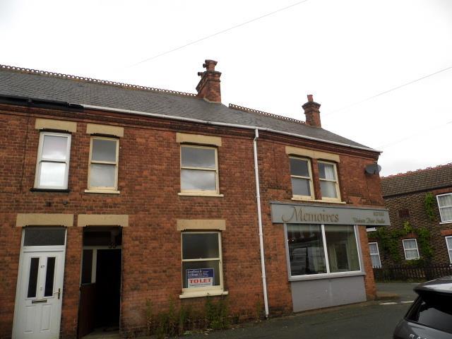 2 bed flat to rent in Marshland Street, King's Lynn, PE34