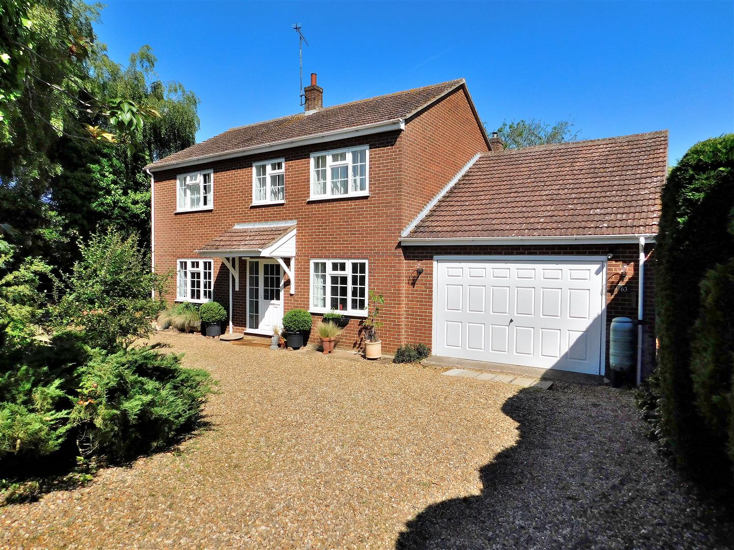4 bed detached house for sale in Manor Road, King's Lynn, PE31