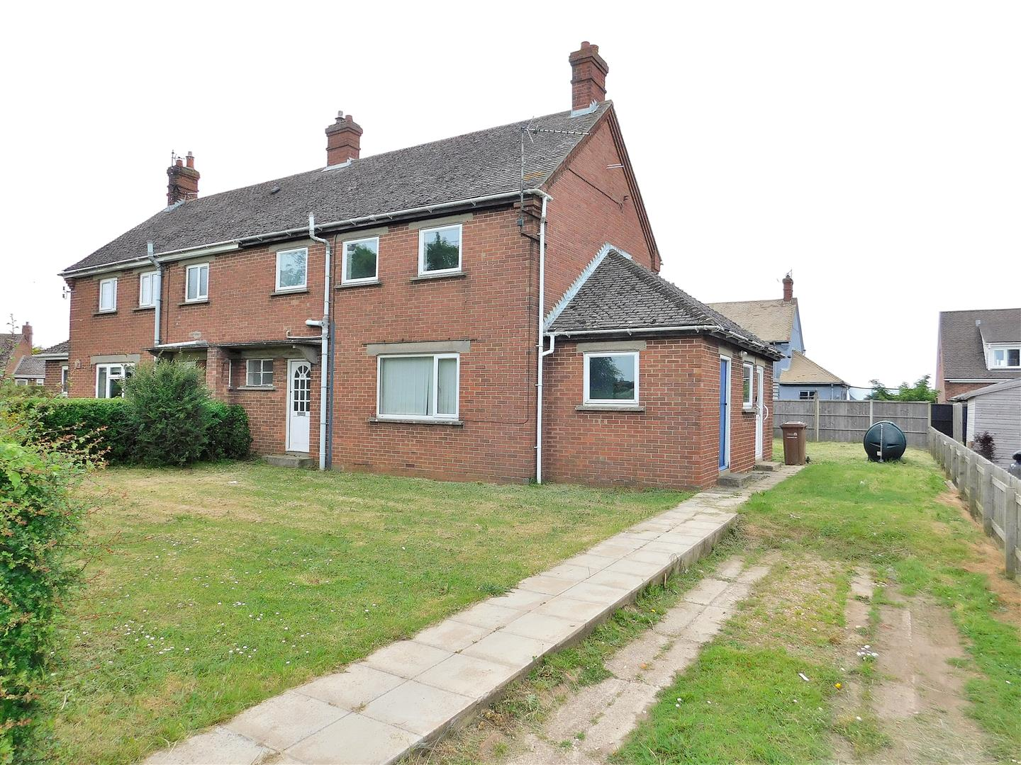 3 bed semi-detached house for sale in Bradmere Lane, King's Lynn, PE31