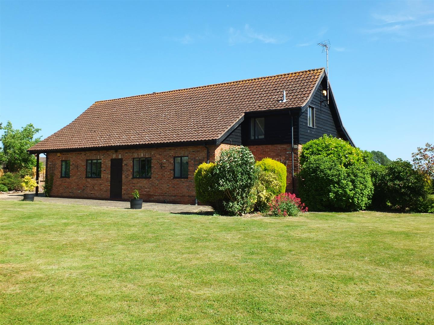 3 bed detached house for sale in South Drove, Lutton Marsh Spalding, PE12