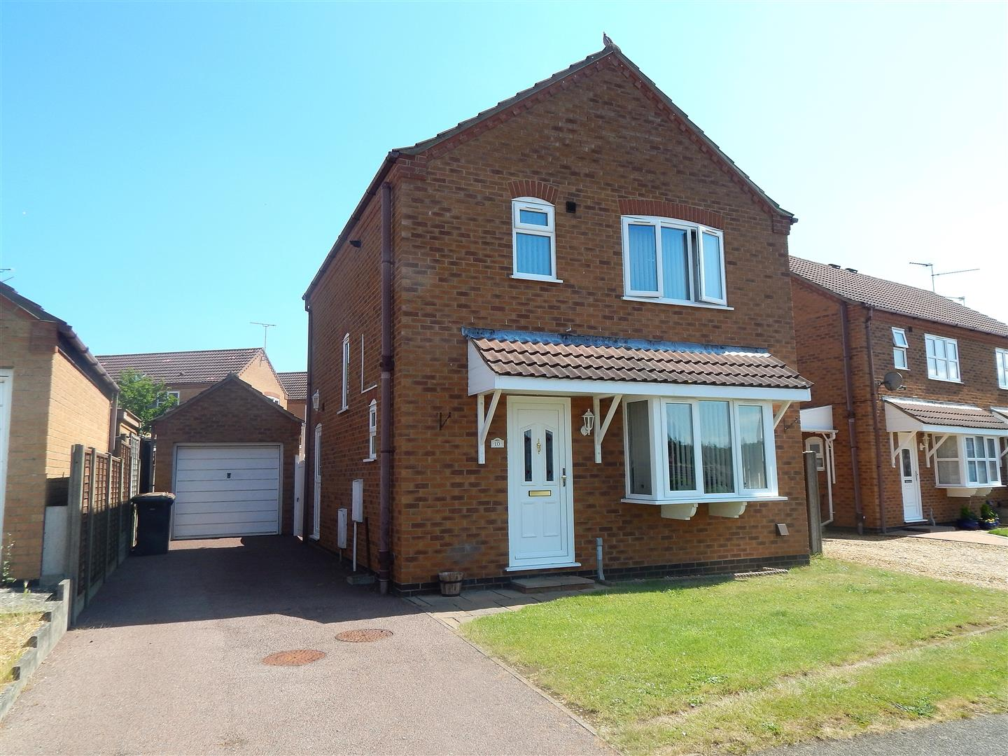 3 bed detached house for sale in Robert Balding Road, King's Lynn - Property Image 1