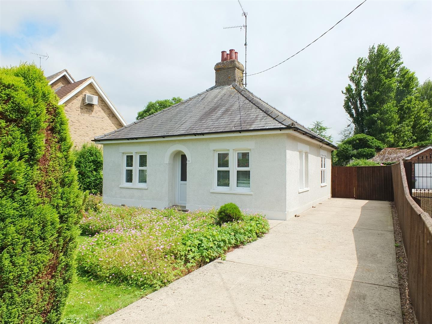 3 bed detached bungalow for sale in Seagate Road, Long Sutton Spalding, PE12