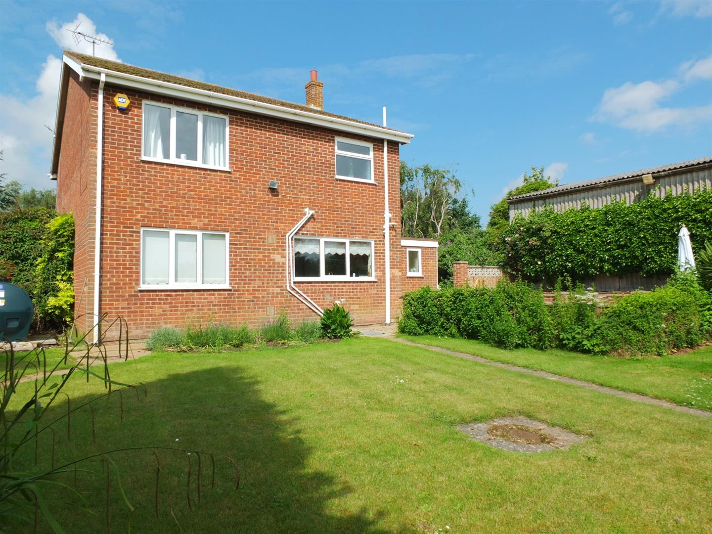 3 bed detached house for sale in Lutton Gowts, Lutton Spalding 18