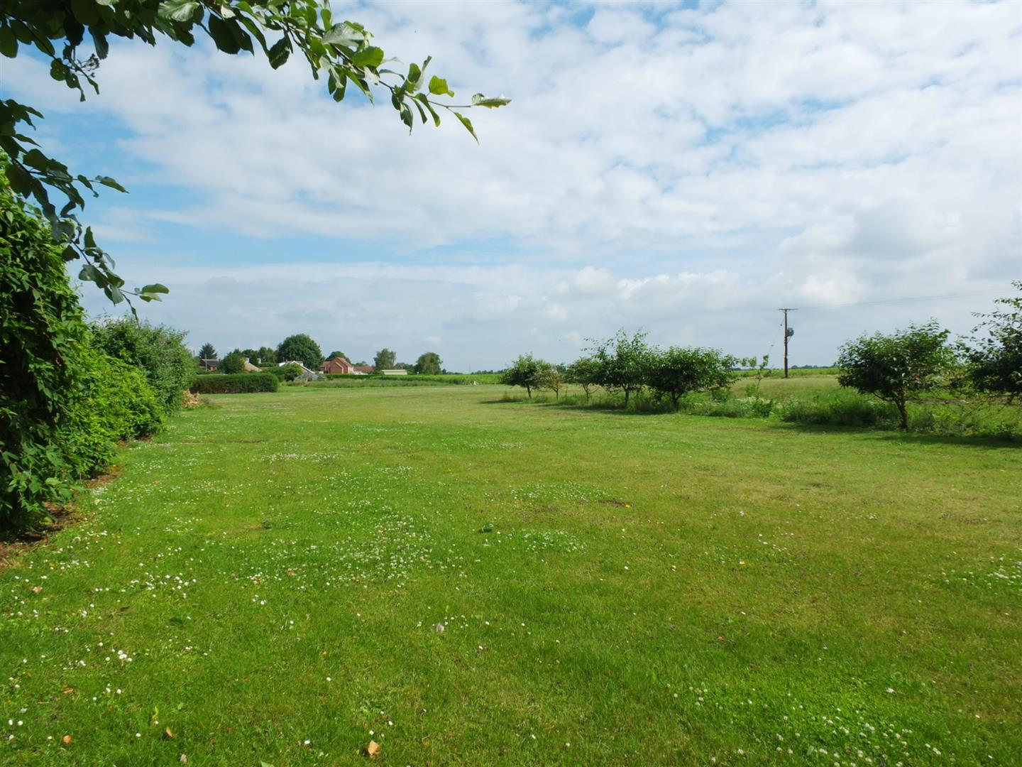 3 bed detached house for sale in Lutton Gowts, Lutton Spalding 17