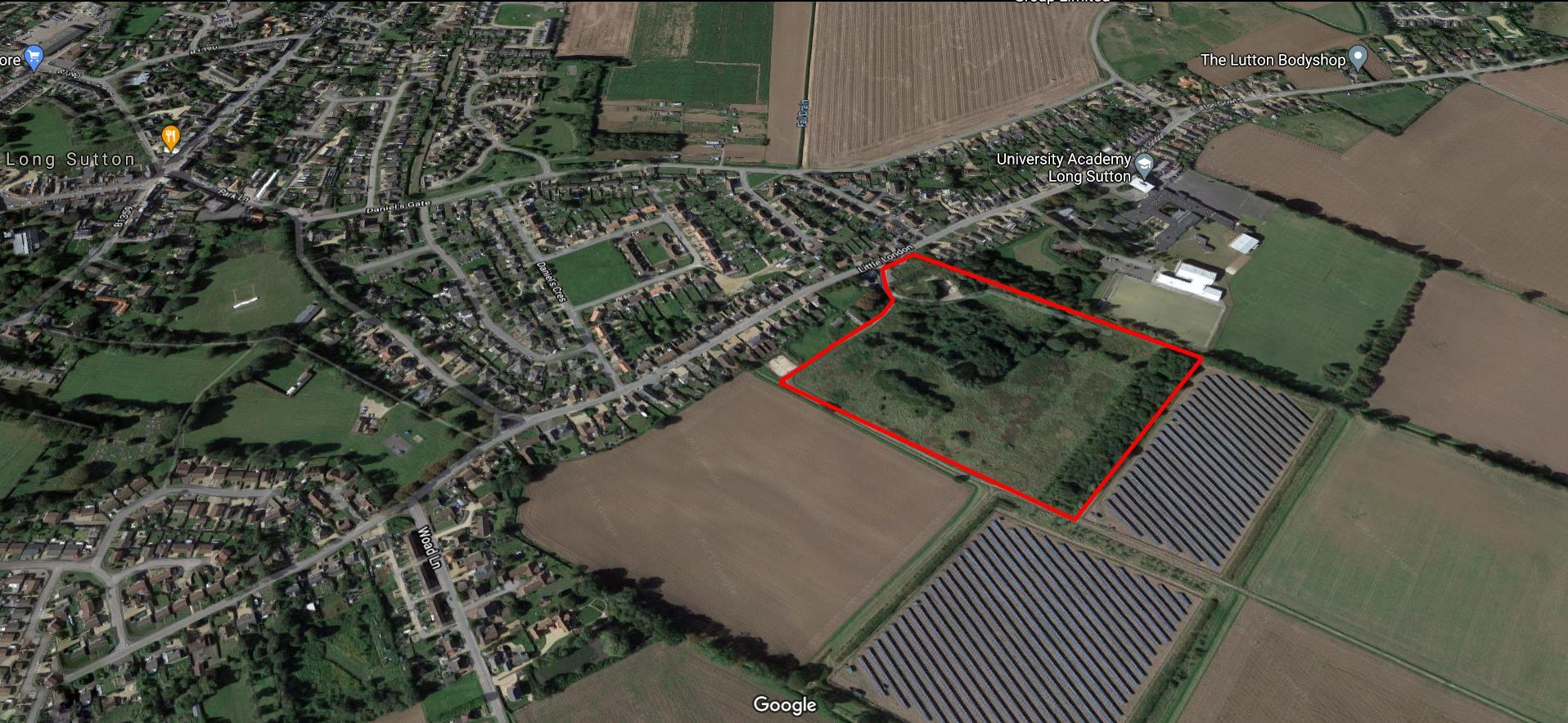 Residential development for sale in Little London, Long Sutton, PE12