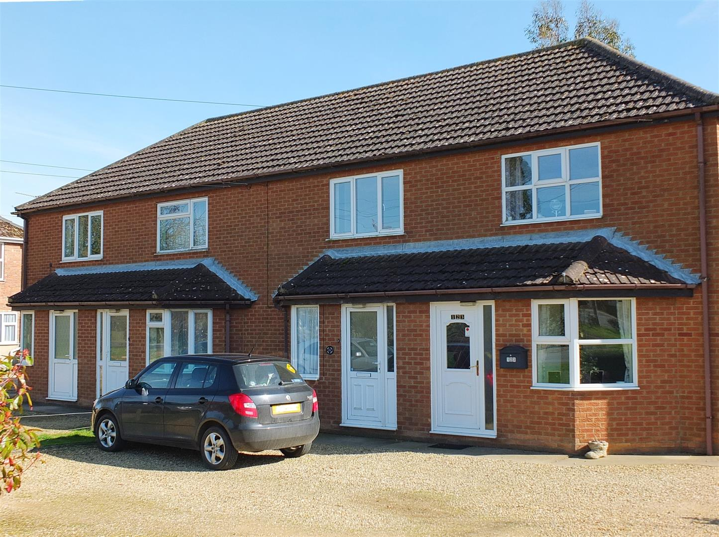 2 bed terraced house for sale in Chapelgate, Sutton St. James Spalding, PE12