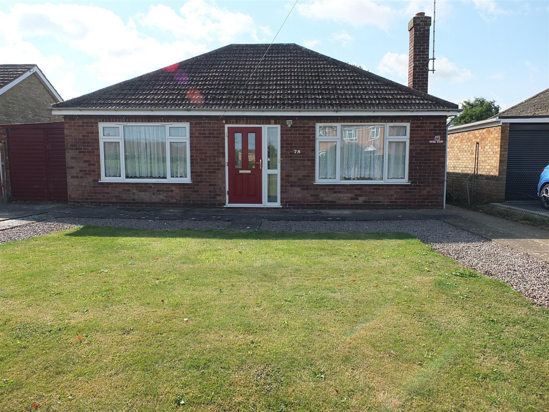 2 bed detached bungalow to rent in Daniels Crescent, Long Sutton Spalding, PE12