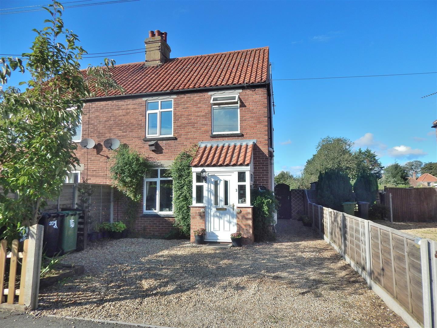 3 bed semi-detached house for sale in White Horse Drive, King's Lynn, PE31