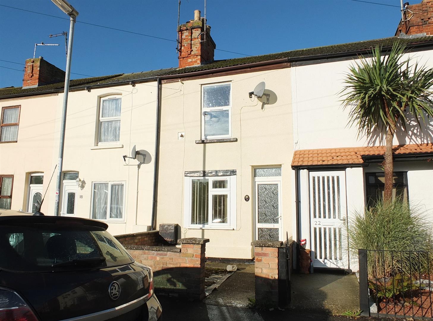2 bed terraced house for sale in Granville Terrace, Sutton Bridge Spalding, PE12