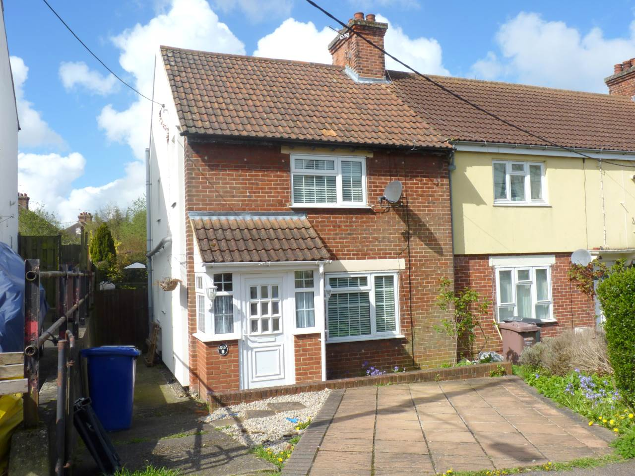 3 bed end-of-terrace-house to rent in Haverhill, CB9